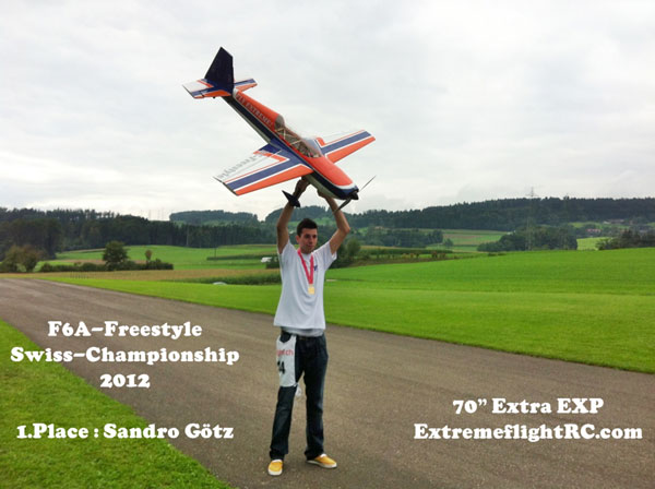 Sandro's Freestyle Win!!