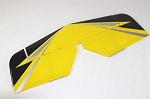 48'' Vyper - Horizontal Stabilizer and Elevator - Yellow