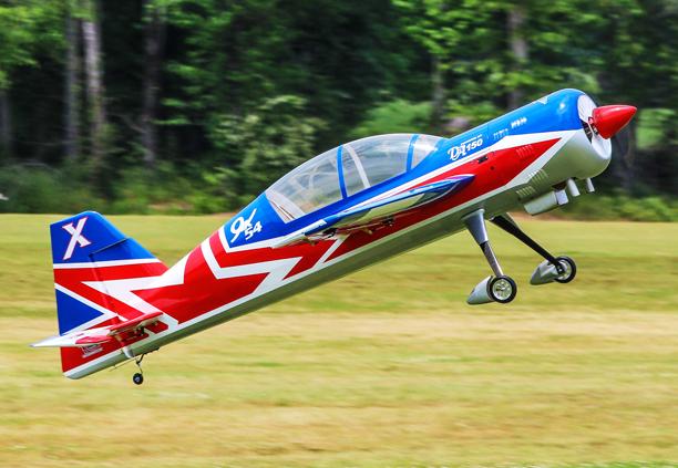 110 Quot Yak 54 V2 Red White Blue