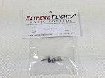 3mm Thumb Screws for Canopies and SFG's-White