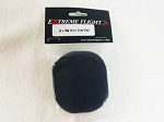 Velcro Strap 2M x 20mm - Black