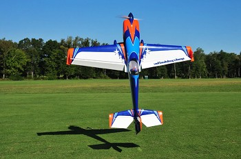 "95"" Extra 330SC-E - Orange/Blue/White Scheme"