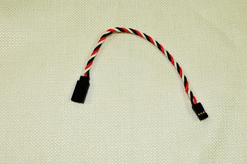 Servo Extension - 20 AWG - 6 inch