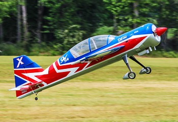 "110"" Yak 54 V2 Red/White/Blue"