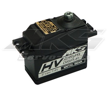 MKS HV1220 Coreless Servo