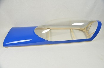 "88"" Edge 540T Canopy- Blue"