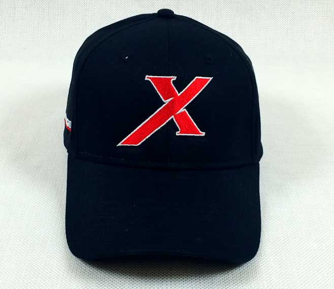 - Hat Extreme Black X Logo Flight bebcfdd|Know Who Else Has Massive Fingers?