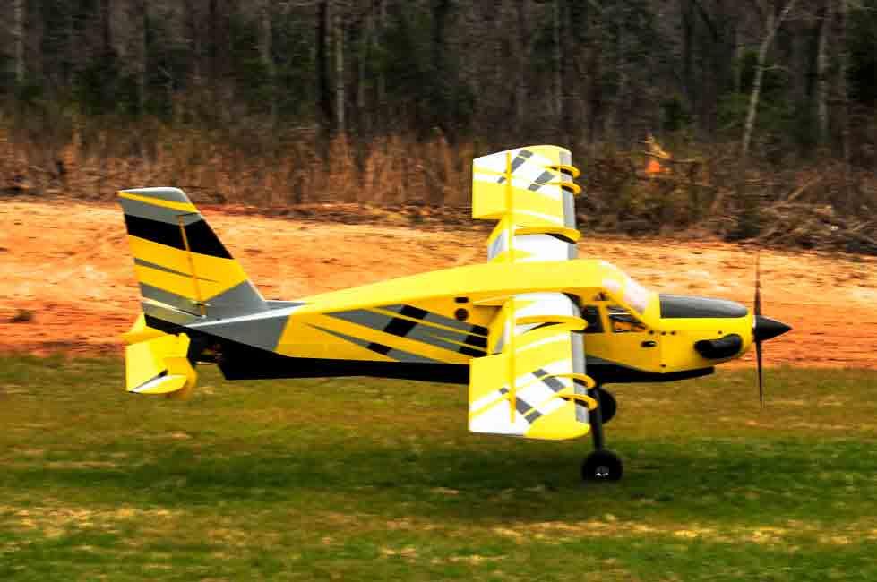 120 Quot Turbo Bushmaster Yellow Black Scheme