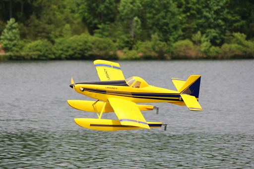 Float Kit 65 Quot Turbo Duster Blue Yellow Scheme Float Kit