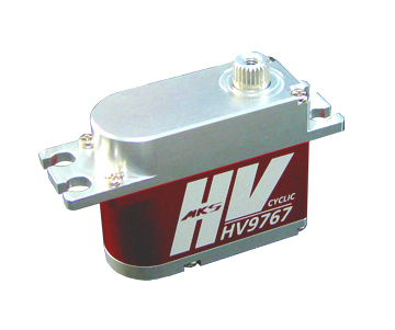 MKS HV9767 High Voltage Servo