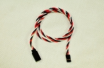 Servo Extension - 20 AWG - 24 inch