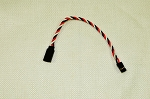 Servo Extension - 20 AWG - 3 inch