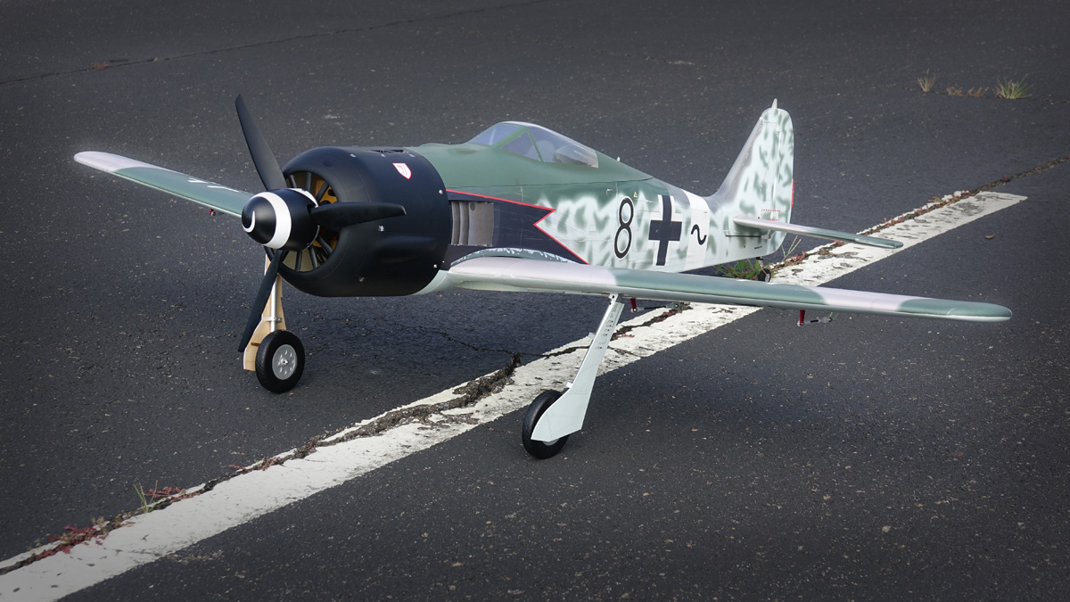 62 Quot Focke Wulf Fw 190a Black Eight