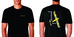 Extreme Flight Black T-Shirt - Bushmaster