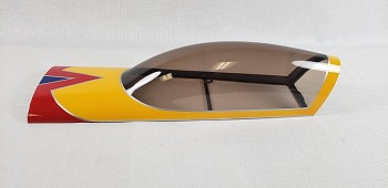 "48"" Extra 300-EXP V2 Canopy- Yellow/Red"