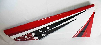 "104"" Extra 300 V2 Left Wing -Red/White/Black"