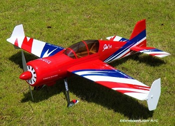 "48"" YAK54-EXP Red/Dark Blue"