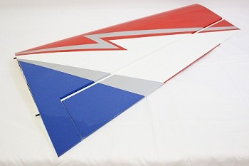 "60"" Edge 540T-EXP Pilot's Right Wing- Red/White/Blue"