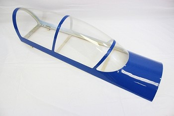 "60"" YAK54-EXP Canopy- Blue"