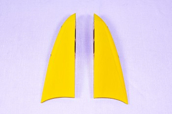 "64"" MXS-EXP Racing Wing Tips- Baby Metal"