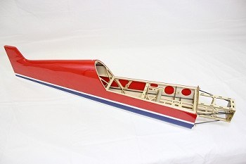 "64"" MXS-EXP Fuselage- Red/White/Blue"
