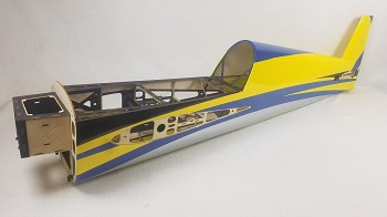 "74"" Slick 580 EXP Fuselage- Yellow/Blue"