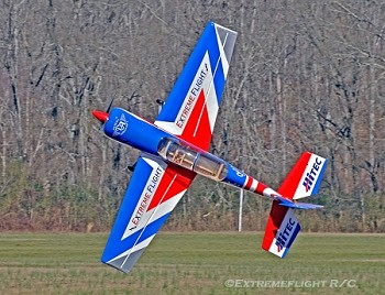 "91"" YAK54-EXP Blue/White/Red (Russian)"