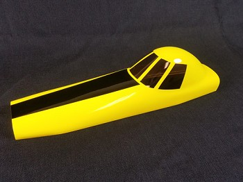 "44"" Turbo Duster Canopy- Yellow"