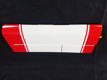 "44"" Turbo Duster Pilot's Left Wing- Red"