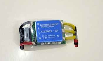 Extreme Flight R/C Airboss 12A Elite ESC