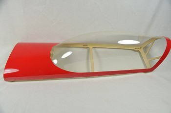 "104"" Extra 300 Canopy- Red"