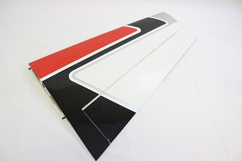 "48"" Extra 300-EXP Pilot's Right Wing- Red"