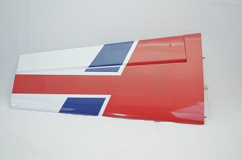 "64"" MXS-EXP Pilot's Right Wing- Red/White/Blue"