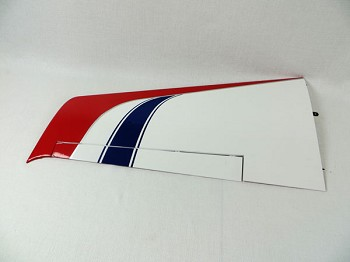 "52"" Pantera Pilot's Left Wing- Red/White"