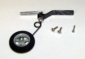 "48-52"" Airframes Tail Wheel Assembly"